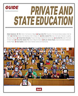 Private And State Education 2018
